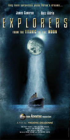Explorers: From the Titanic to the Moon | Jules Verne Adventures