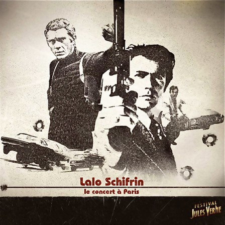 Lalo Schifrin Concert In Paris