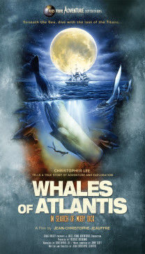 WHALES OF ATLANTIS POSTER