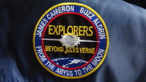 Explorers mission patch
